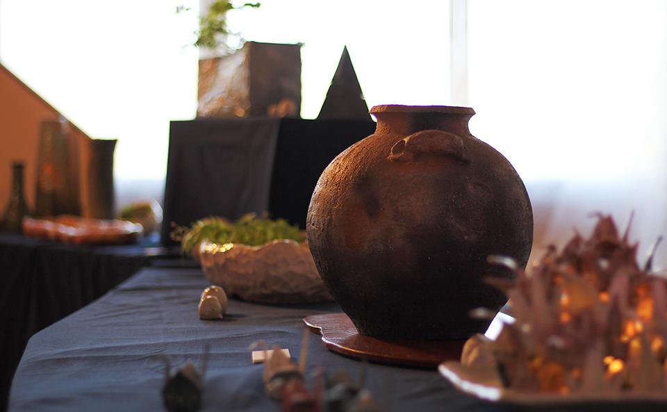 今年のテーマは「霞(かすみ)」、吾稜展開催中!