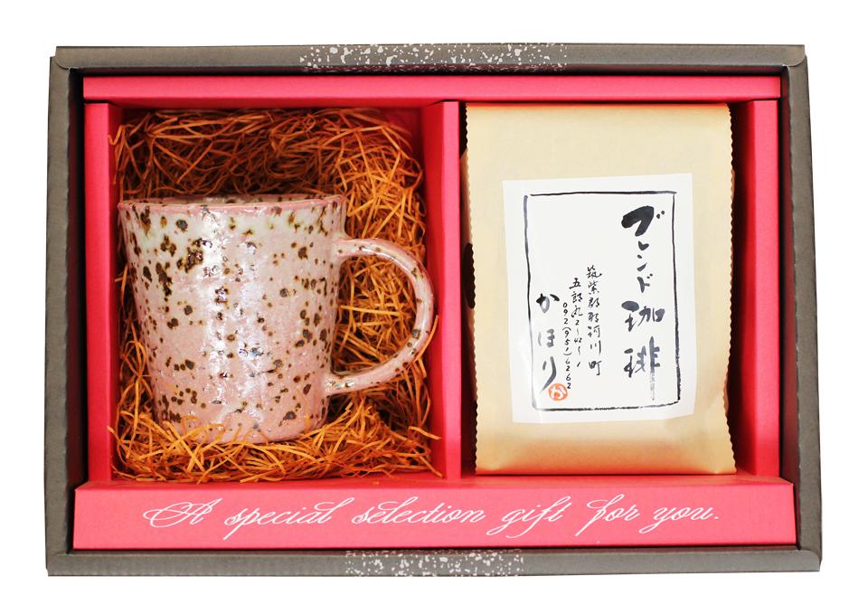 成竹窯さくらカップとかほりブレンド