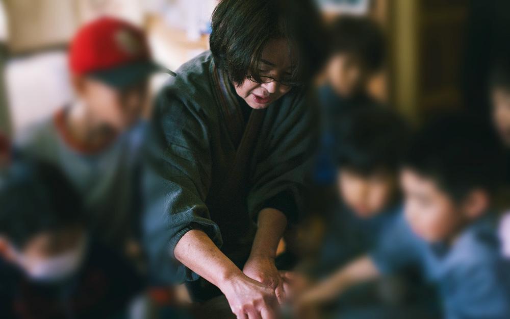47名の子供達と「陶芸体験」