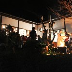 秋のキャンドル展 ~ 食・音楽・芸術の文化交流会 ~